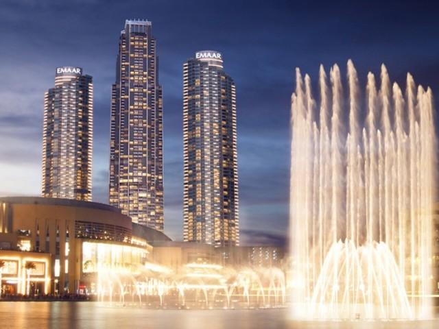 News: Address Fountain Views joins Dubai skyline