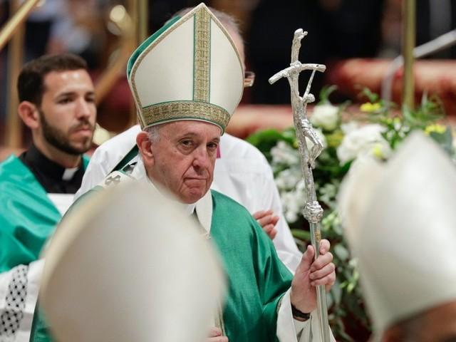 Pope Francis urges Amazon bishops to shake up status quo