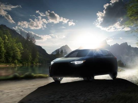 2022 Subaru Solterra eSUV Proclaimed