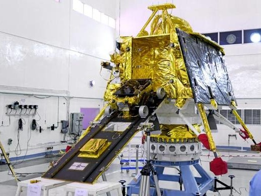 Watch: India set for Chandrayaan 2 launch