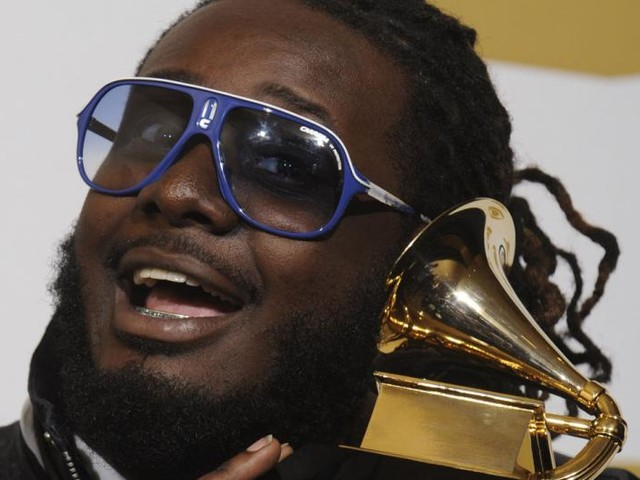 T-Pain to host iHeartRadio Music Awards 2019