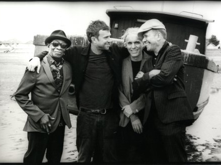 Paul Simonon directs The Good The Bad & The Queen's The Truce Of Twilight video
