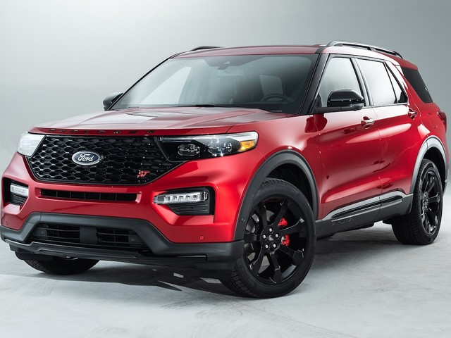 2020 Ford Explorer Will Start at $33,860