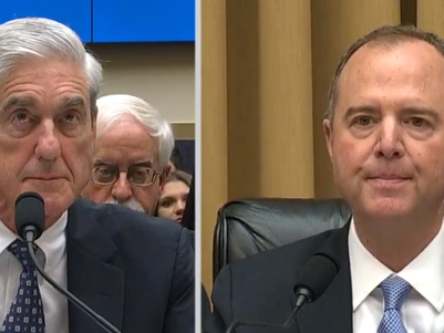 Watch Live: Mueller Round Two Begins In Front Of House Intelligence Committee