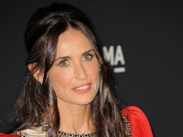 Demi Moore: Sobriety Lets Me Experience Life