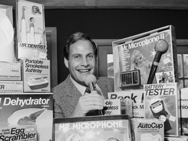 Ron Popeil, inventor and king of TV pitchmen, dies at 86
