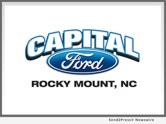 Capital Ford Lincoln of Rocky Mount Hosts First Responders Christmas Celebration
