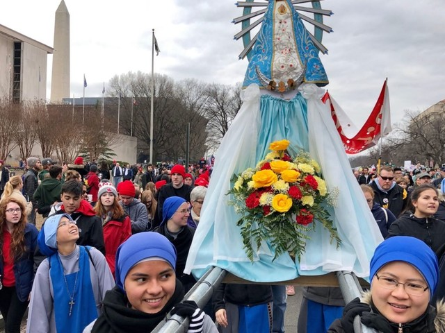PHOTOS: The 2020 March for Life