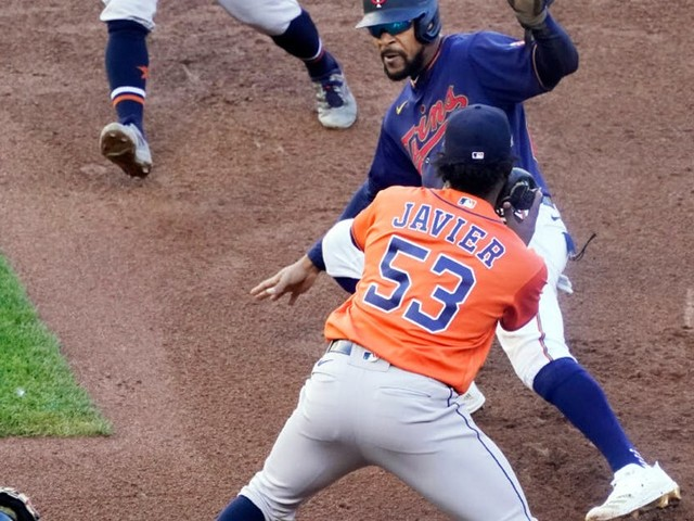 Mystery of why Byron Buxton didn't start Game 2 still isn't solved