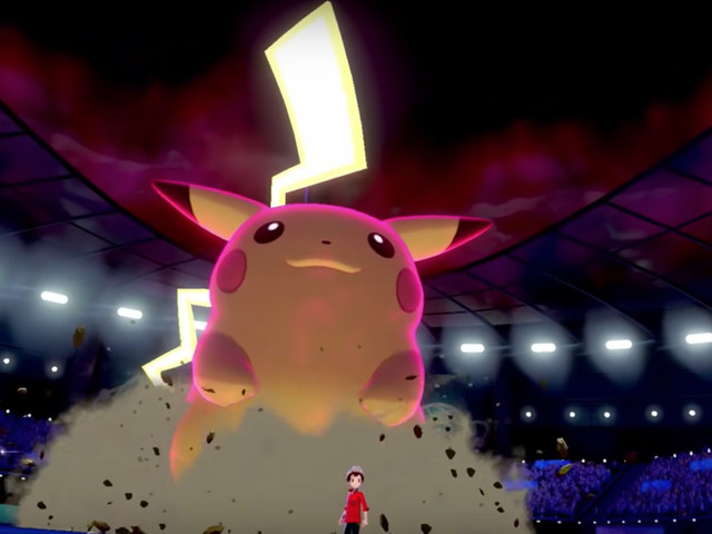 Here's how to claim Pikachu and Eevee in Pokémon SwordandShield