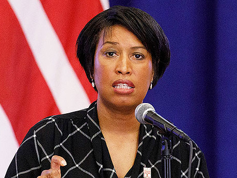 Muriel Bowser: 5 Things To Know About DC Mayor Who Led Massive Protest & Unveiled BLM Mural
