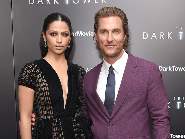 Camila Alves Gushes About Husband Matthew McConaughey in Belated Birthday Post: 'Te Amo'