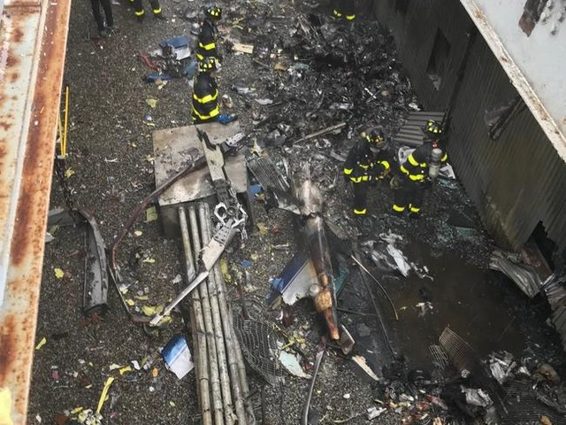 Pilot In Fatal NYC Helicopter Crash Was Lost In Bad Weather, Not Certified To Fly In Clouds