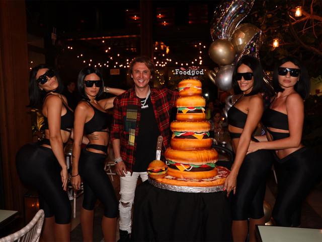 Inside Jonathan 'Foodgod' Cheban's birthday celebrations