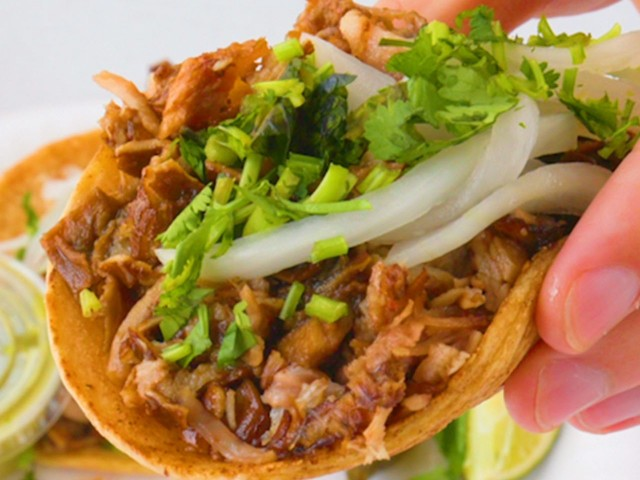 We searched for the best tacos in LA