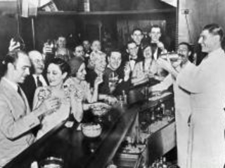Prohibition Ended Today 86 Years Ago