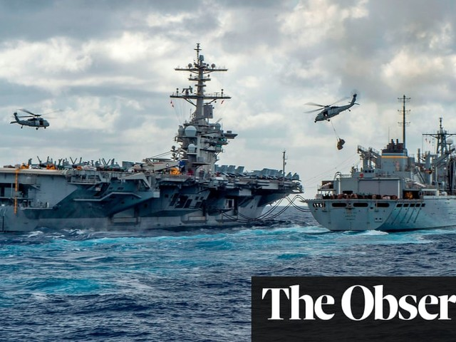 Old grudges, new weapons… is the US on the brink of war with Iran?