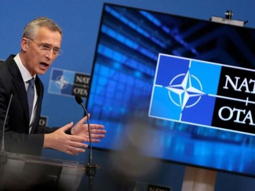 """Stoltenberg Comes Clean On China """"Opportunity"""" For NATO"""