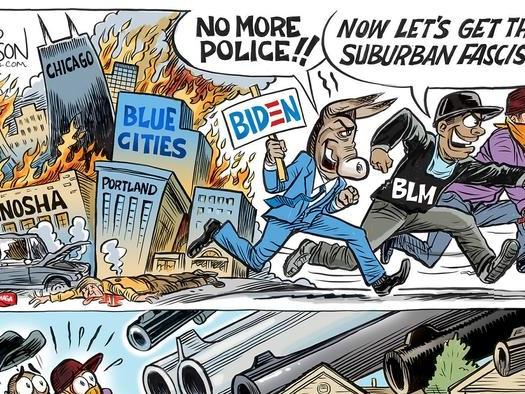 Has The Backlash Against Police-Bashing Begun?
