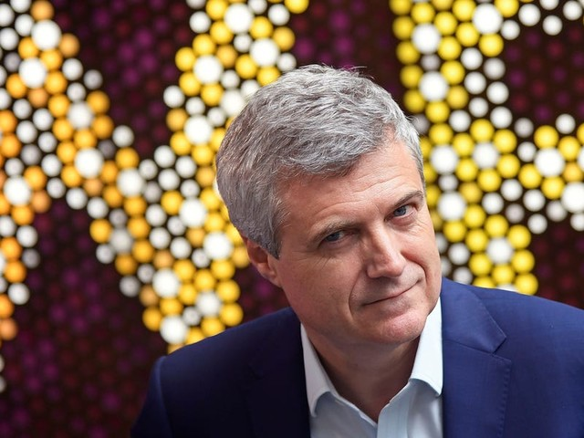WPP CEO says returning to work will be voluntary when the advertising giant reopens its US offices