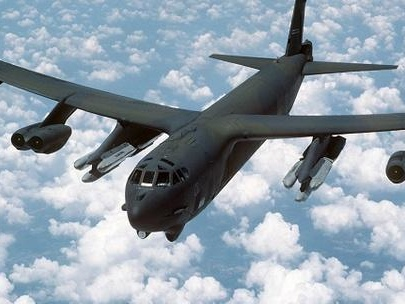 Pentagon Orders B-52 Flights To Deter Iran In 'Show-Of-Force' Mission