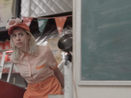 """Charly Bliss – """"Scare U"""" Video"""