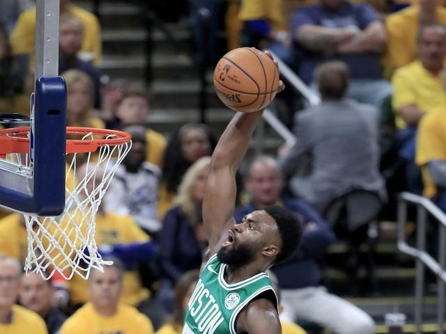 Jaylen Brown and the Celtics break through