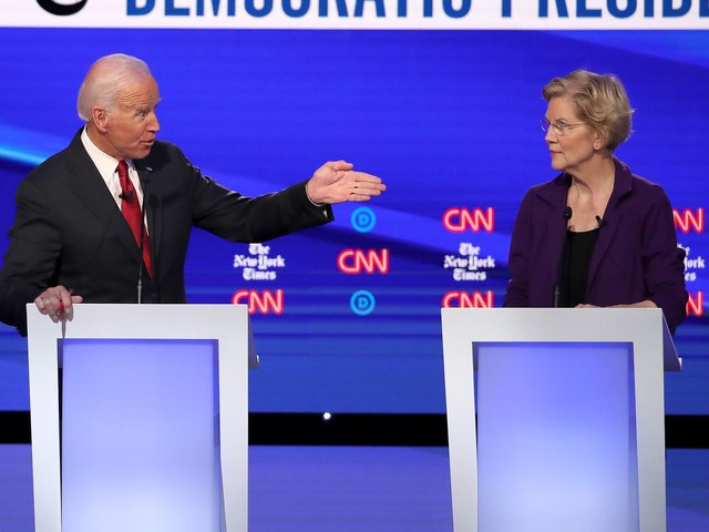Winners and losers from the October Democratic debate