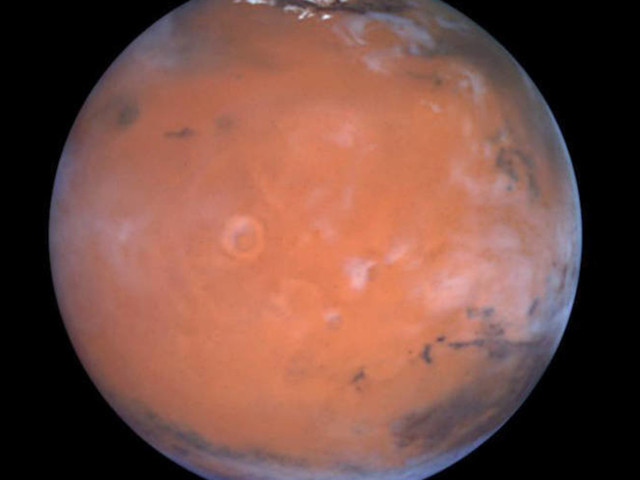 Scientists Discover Ice On Mars Where It Shouldn't Exist