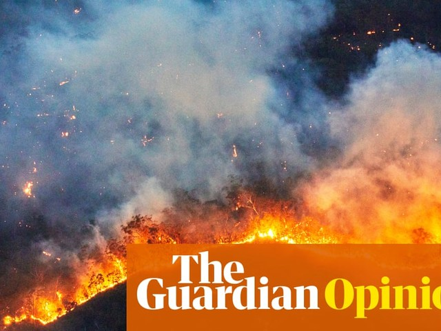 Countries are burning from Siberia to Australia: the age of fire is the bleakest warning yet   Julian Cribb