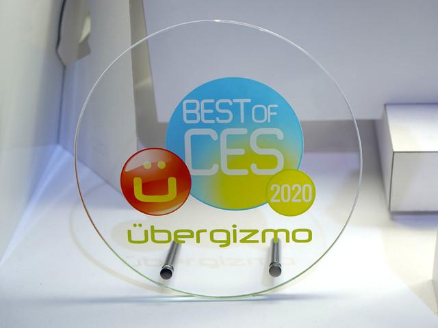 Ubergizmo's Best of CES 2020