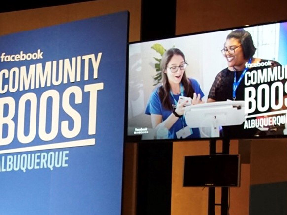 Facebook partners with community colleges to help students with digital literacy
