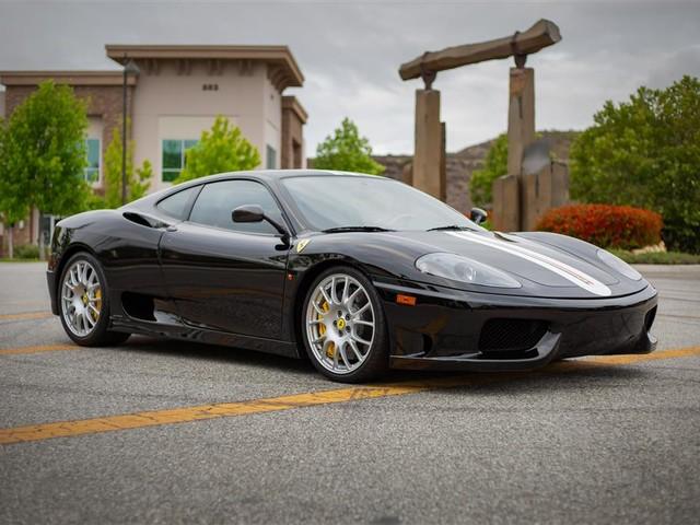2004 Ferrari 360--Challenge--Stradale
