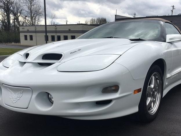 2002 Pontiac Trans--Am