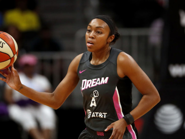 WNBA Star Renee Montgomery Leaves Atlanta Dream To Fight For Racial Justice