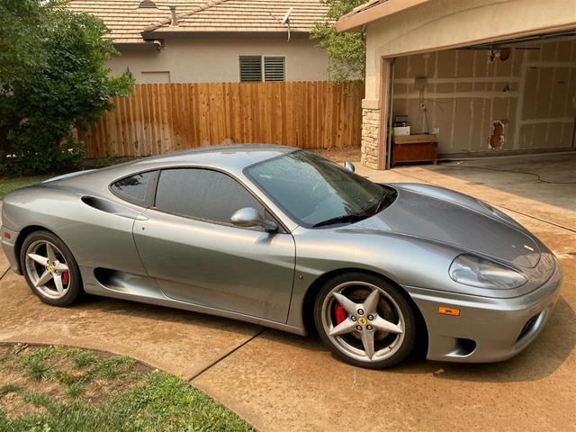 2004 Ferrari 360--Modena