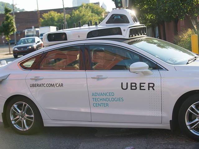 Sensor Maker for Self-Driving Uber Defends Tech in Crash
