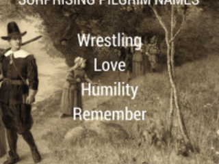 10 Surprising Pilgrim Names