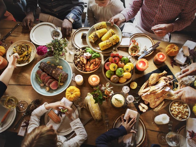 Making the Most of Thanksgiving as a Working Chef