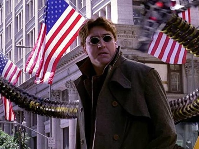 'Spider-Man 3' is bringing back Alfred Molina's Doctor Octopus