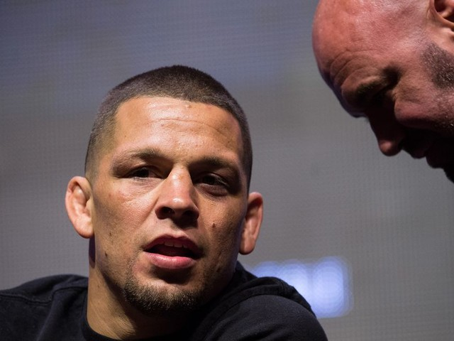White claims he's always had a 'good, personal relationship' with Diaz