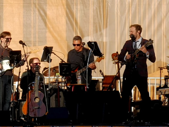 Chris Thile & 'Live From Here' Band Covers Rush: Pro-Shot Video
