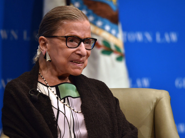 Ruth Bader Ginsburg enjoyed 'Moulin Rouge!' before tumor reveal