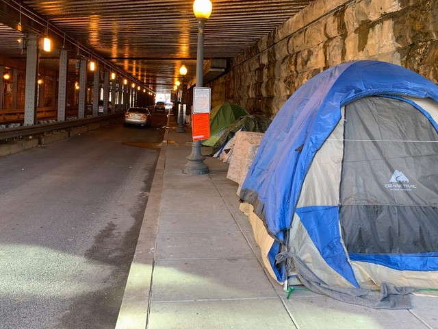 Muriel Bowser leads count of D.C. homeless