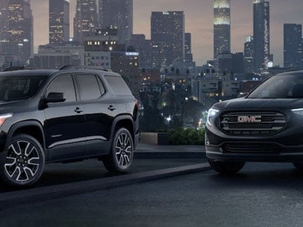 GMC Introduces New SUV Special Editions