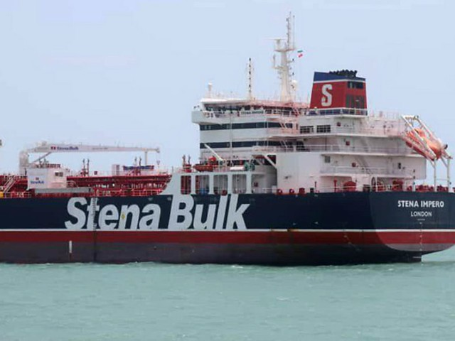 Tanker seizure: UK Foreign Minister warns Iran against choosing 'dangerous path'