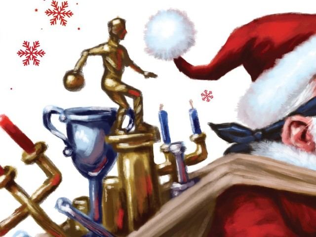 'The Usual Santas,' crime fiction that's both naughty and nice