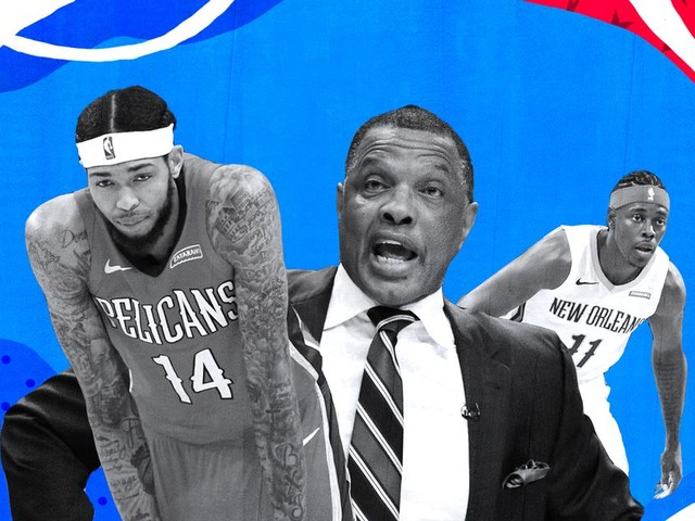 The Pelicans have the NBA's saddest defense and a healthy Zion Williamson won't fix that