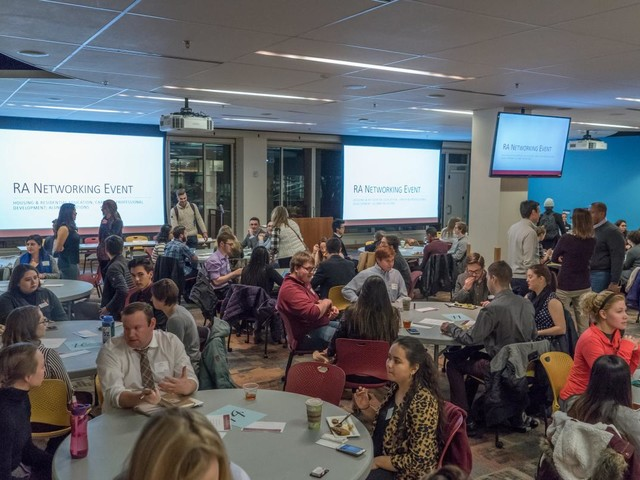 University of Denver pushes collaborative career services