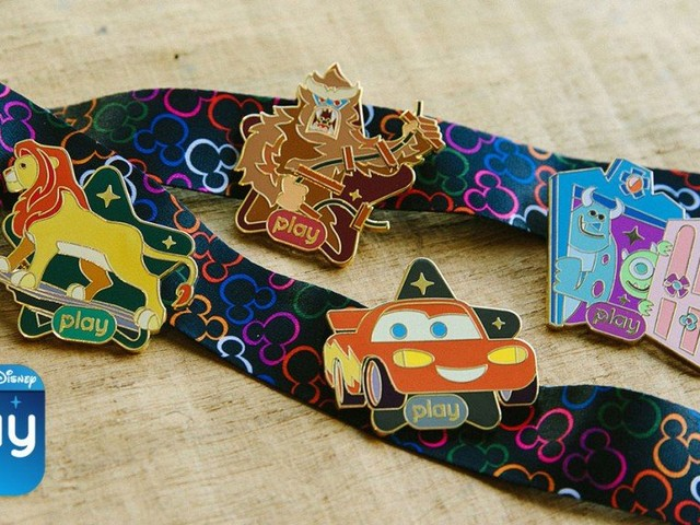 Play Disney Parks App Adds New Achievements and Matching Pins